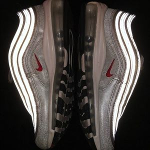 "Nike Quick-strike Air Max 97 ""Silver Bullet"""